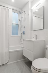 Badkamer leidingen